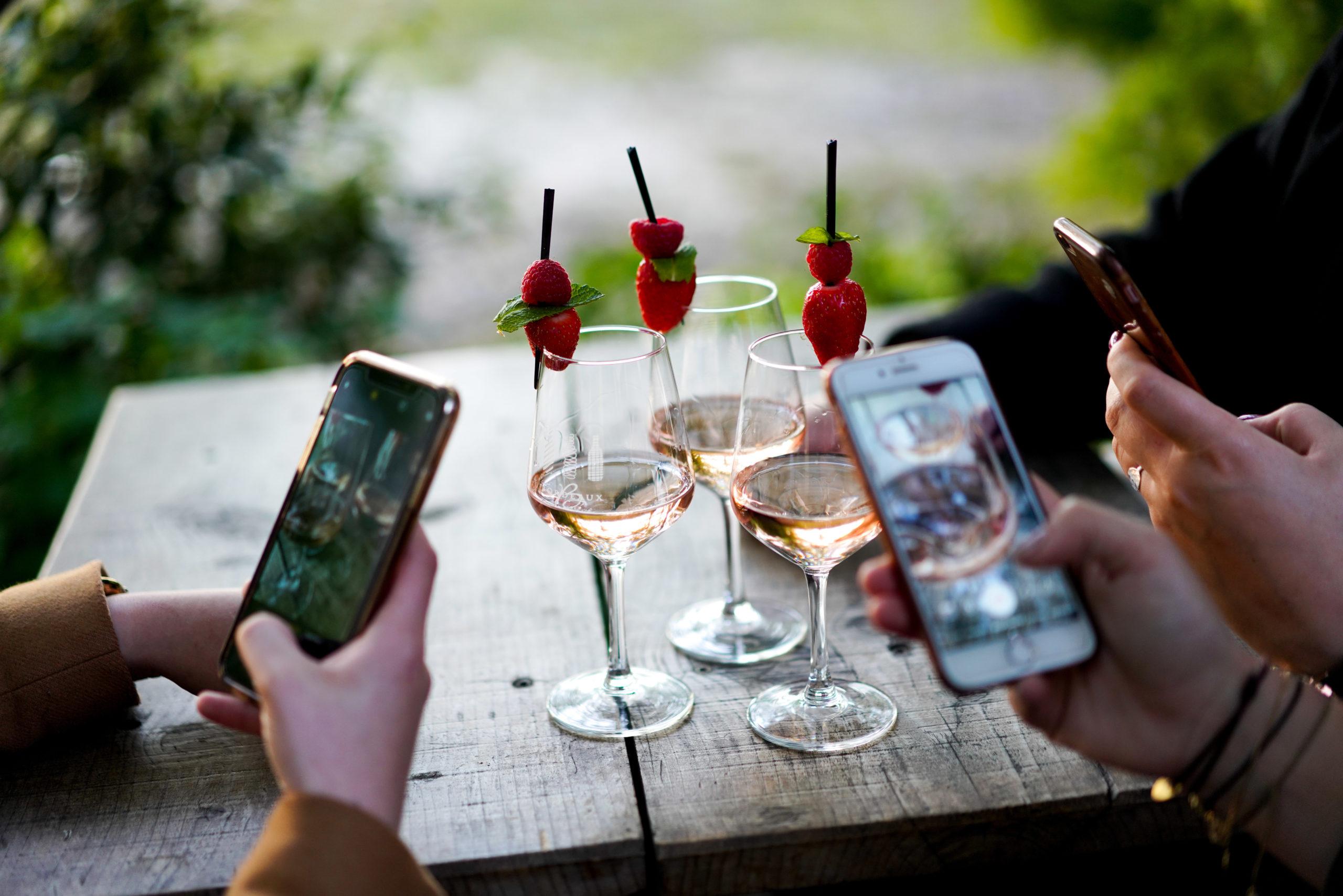 Les 5 Meilleurs application de vin