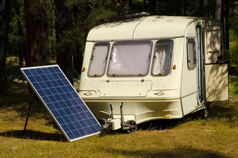 Les meilleures panneaux solaires pour les campeurs et les caravanes