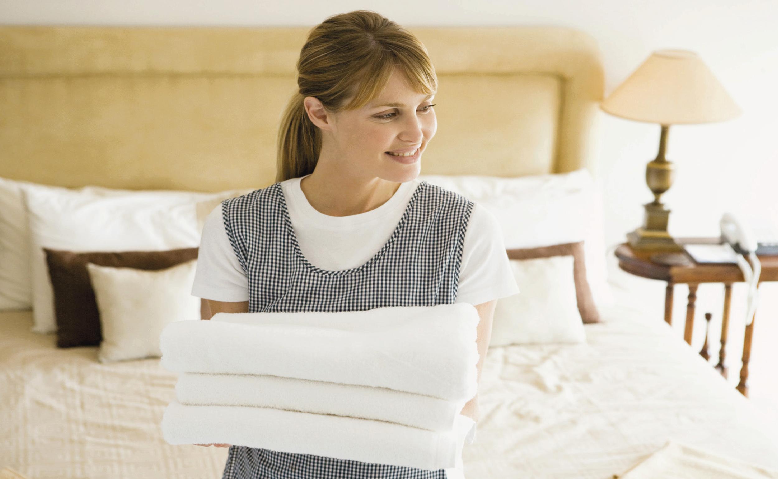 8 compétences que vous pouvez apprendre de votre femme de ménage